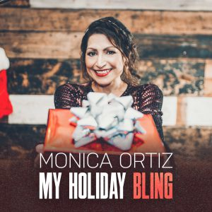 Monica Ortiz Holiday Bling cover