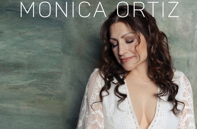 Monica Ortiz Journey Home album cover